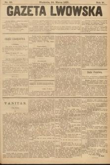 Gazeta Lwowska. 1901, nr69