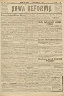 Nowa Reforma. 1923, nr227