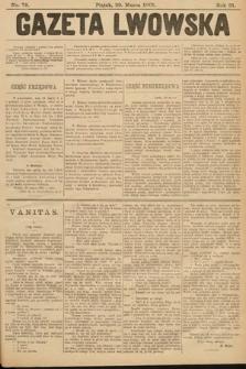 Gazeta Lwowska. 1901, nr72