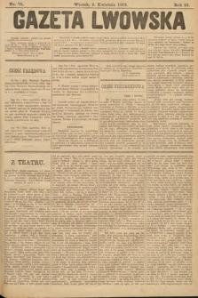 Gazeta Lwowska. 1901, nr75