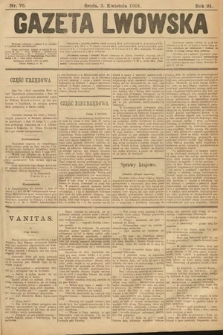 Gazeta Lwowska. 1901, nr76