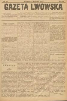 Gazeta Lwowska. 1901, nr80