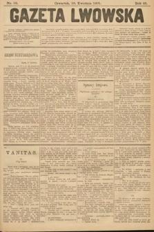 Gazeta Lwowska. 1901, nr88