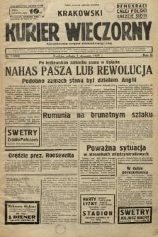 Krakowski Kurier Wieczorny : niezależny organ demokratyczny. 1938, nr1 (284)