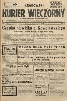 Krakowski Kurier Wieczorny : niezależny organ demokratyczny. 1938, nr4 (287)
