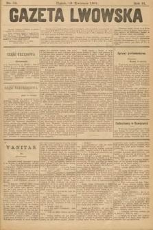 Gazeta Lwowska. 1901, nr89