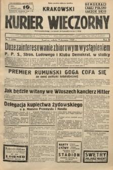 Krakowski Kurier Wieczorny : niezależny organ demokratyczny. 1938, nr7(290)