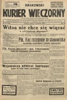 Krakowski Kurier Wieczorny : niezależny organ demokratyczny. 1938, nr10 (293)