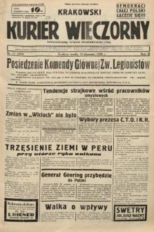 Krakowski Kurier Wieczorny : niezależny organ demokratyczny. 1938, nr11 (295)