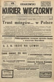 Krakowski Kurier Wieczorny : niezależny organ demokratyczny. 1938, nr13