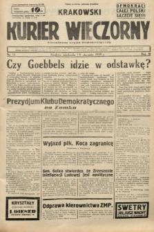 Krakowski Kurier Wieczorny : niezależny organ demokratyczny. 1938, nr15
