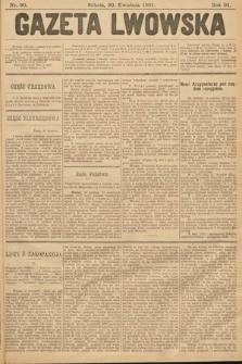 Gazeta Lwowska. 1901, nr90