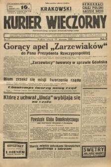 Krakowski Kurier Wieczorny : niezależny organ demokratyczny. 1938, nr17