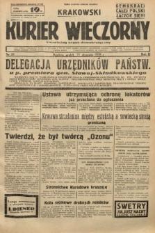 Krakowski Kurier Wieczorny : niezależny organ demokratyczny. 1938, nr20