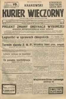 Krakowski Kurier Wieczorny : niezależny organ demokratyczny. 1938, nr22