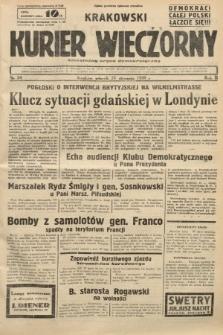 Krakowski Kurier Wieczorny : niezależny organ demokratyczny. 1938, nr24