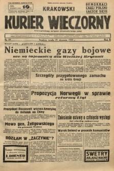 Krakowski Kurier Wieczorny : niezależny organ demokratyczny. 1938, nr25