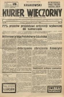 Krakowski Kurier Wieczorny : niezależny organ demokratyczny. 1938, nr29