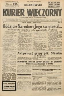 Krakowski Kurier Wieczorny : niezależny organ demokratyczny. 1938, nr31