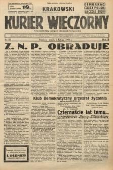 Krakowski Kurier Wieczorny : niezależny organ demokratyczny. 1938, nr32