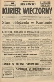 Krakowski Kurier Wieczorny : niezależny organ demokratyczny. 1938, nr35