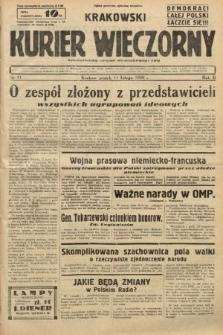 Krakowski Kurier Wieczorny : niezależny organ demokratyczny. 1938, nr41
