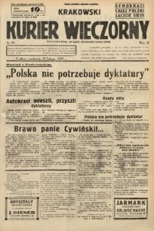 Krakowski Kurier Wieczorny : niezależny organ demokratyczny. 1938, nr50
