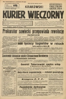 Krakowski Kurier Wieczorny : niezależny organ demokratyczny. 1938, nr55