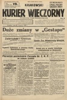 Krakowski Kurier Wieczorny : niezależny organ demokratyczny. 1938, nr59