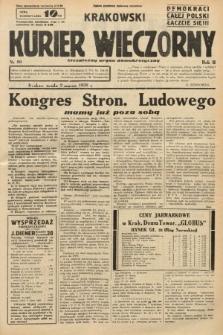 Krakowski Kurier Wieczorny : niezależny organ demokratyczny. 1938, nr60