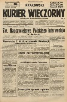 Krakowski Kurier Wieczorny : niezależny organ demokratyczny. 1938, nr61