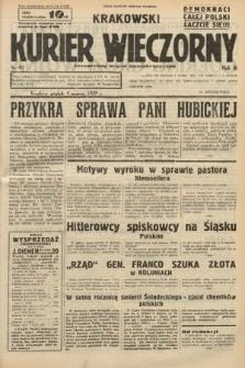 Krakowski Kurier Wieczorny : niezależny organ demokratyczny. 1938, nr62