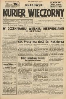 Krakowski Kurier Wieczorny : niezależny organ demokratyczny. 1938, nr63