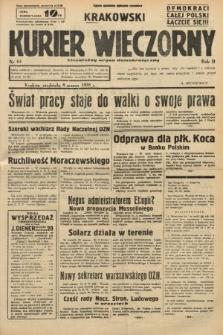 Krakowski Kurier Wieczorny : niezależny organ demokratyczny. 1938, nr64
