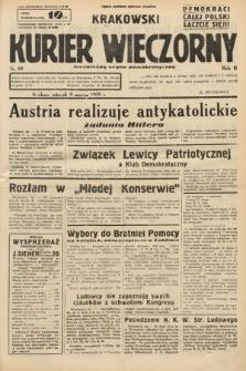 Krakowski Kurier Wieczorny : niezależny organ demokratyczny. 1938, nr66