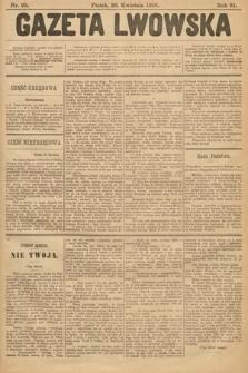 Gazeta Lwowska. 1901, nr95