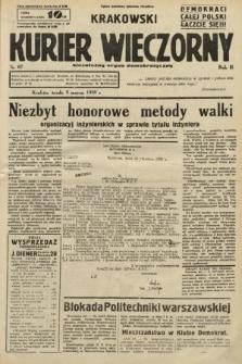 Krakowski Kurier Wieczorny : niezależny organ demokratyczny. 1938, nr67