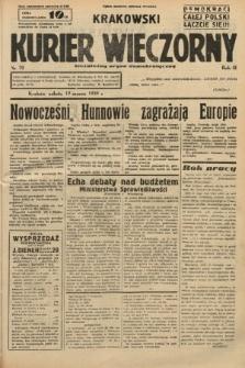 Krakowski Kurier Wieczorny : niezależny organ demokratyczny. 1938, nr70