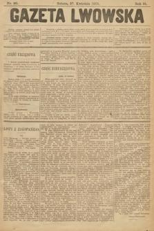 Gazeta Lwowska. 1901, nr96