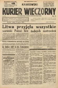 Krakowski Kurier Wieczorny : niezależny organ demokratyczny. 1938, nr77