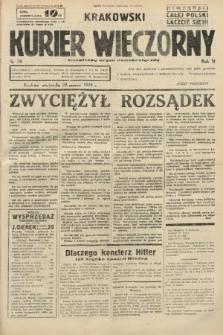 Krakowski Kurier Wieczorny : niezależny organ demokratyczny. 1938, nr78