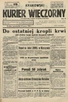 Krakowski Kurier Wieczorny : niezależny organ demokratyczny. 1938, nr79