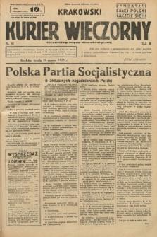 Krakowski Kurier Wieczorny : niezależny organ demokratyczny. 1938, nr81