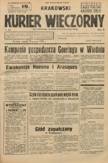 Krakowski Kurier Wieczorny : niezależny organ demokratyczny. 1938, nr83
