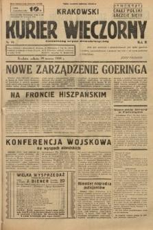 Krakowski Kurier Wieczorny : niezależny organ demokratyczny. 1938, nr84