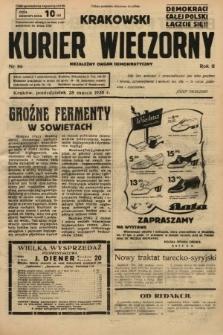 Krakowski Kurier Wieczorny : niezależny organ demokratyczny. 1938, nr86