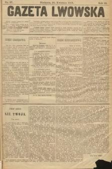 Gazeta Lwowska. 1901, nr97
