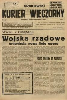 Krakowski Kurier Wieczorny : niezależny organ demokratyczny. 1938, nr89