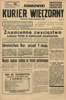 Krakowski Kurier Wieczorny : niezależny organ demokratyczny. 1938, nr96