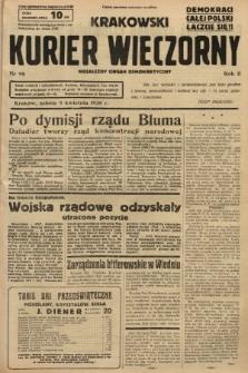 Krakowski Kurier Wieczorny : niezależny organ demokratyczny. 1938, nr98